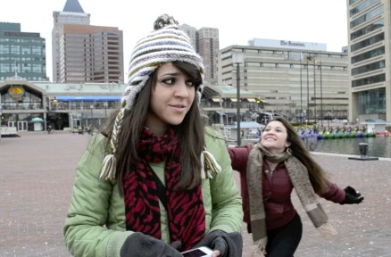 Good Morning Baltimore Parody - Danielle and Jennifer